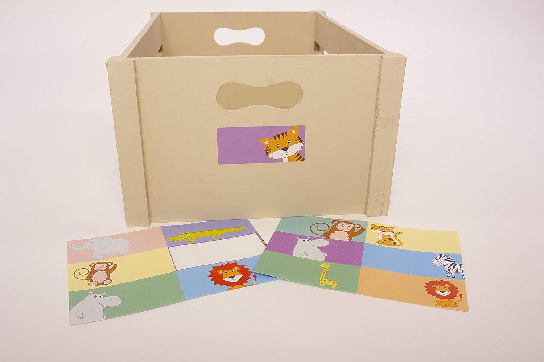 Etiquetas para cajones y cajas de almacenamiento, diseño de ...