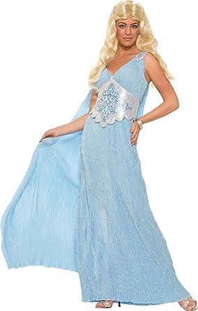 Amazon.com: Mujer edad media Royal fiesta de disfraces traje ...