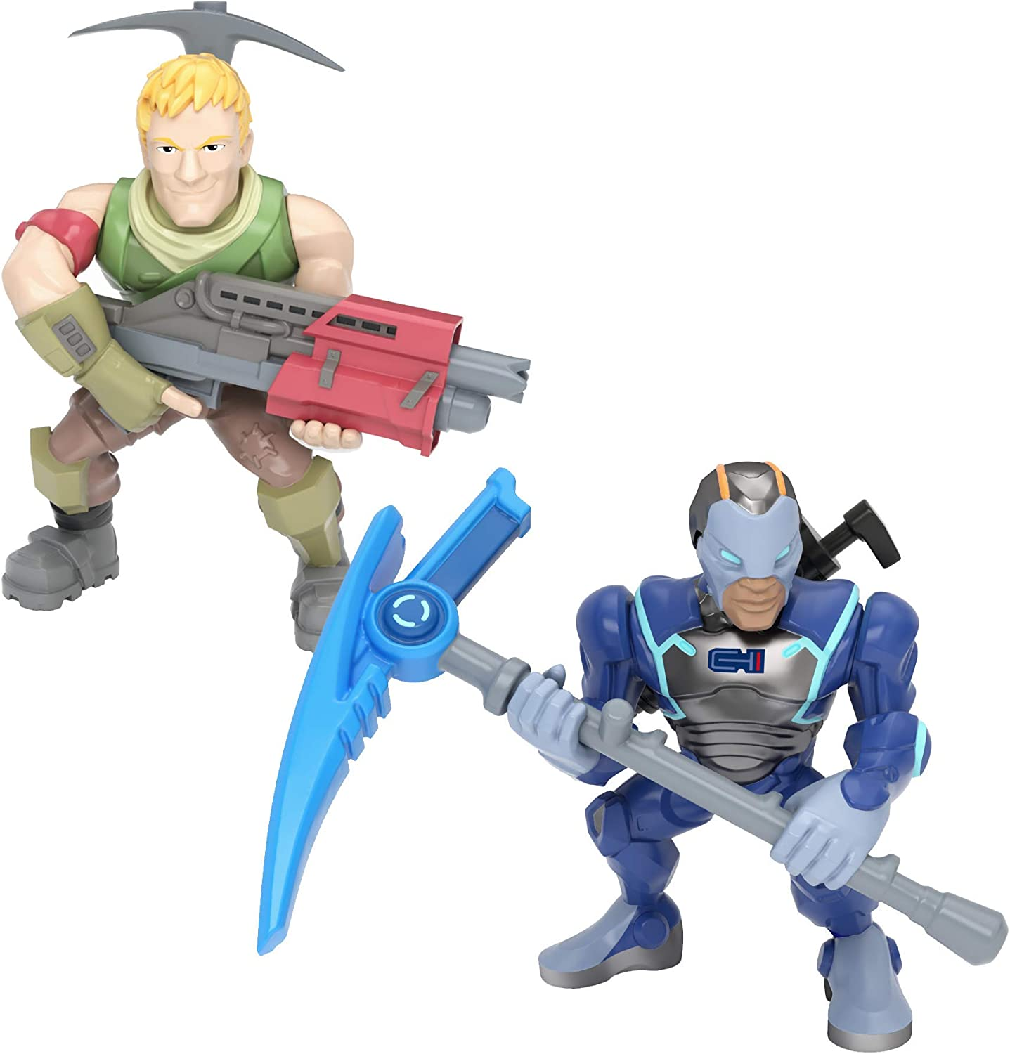 Amazon.com: Fortnite Battle Royale Collection: Carbide & Sergeant Jonesy -  2 Pack of Action Figures: Toys & Games