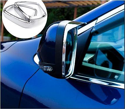 LFOTPP Auto Espejo Retrovisor Lluvia Cejas Rain Eyebrow Visera Shade para Sportage QL KX5 Espejo Cubiertas