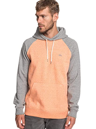 46b3aedac5c Quiksilver Everyday - Hoodie for Men EQYFT03846  Quiksilver  Amazon.co.uk   Clothing