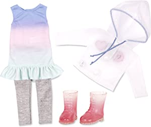 """Glitter Girls by Battat - Revealing Our Shine Outfit -14"""" Doll Clothes– Toys, Clothes & Accessories For Girls 3-Year-Old & Up"""