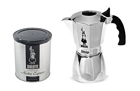 Amazon.com: Brikka 4-cups Percolator + 250 gr. (8,8 oz) de ...