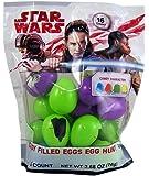 Star Wars Candy Filled Eggs for Easter Egg Hunt, 16 count