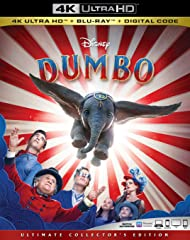 Disney's DUMBO debuts on 4K Ultra HD, Blu-ray, DVD and Digital June 25