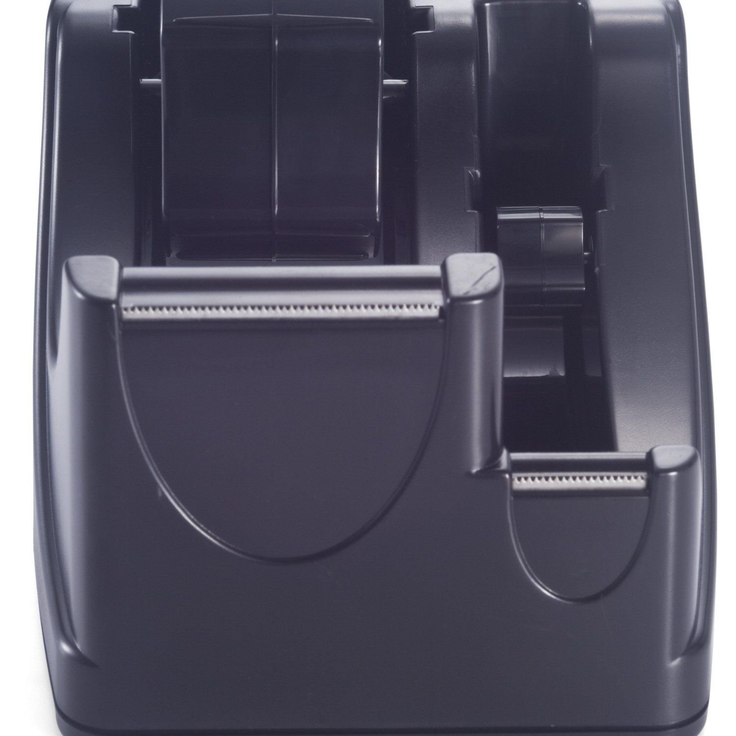 Generic NV_1008002726_YC-US2 , Newled Heavy Duty Heav Officemate y Tap Tape Dispenser, pense Recycled 2-In-1 ack, Black, 96690, New Officem