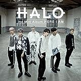 ヘイロー - HERE I AM (3rd Mini Album) CD+Photobook [韓国盤]