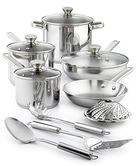 Tools Of The Trade Stainless Steel 13 Piece