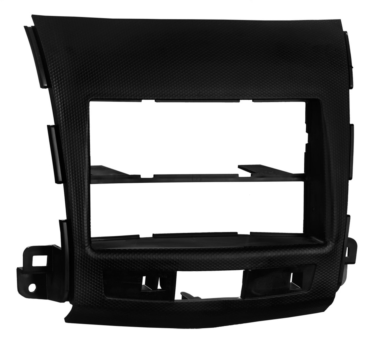 Metra 99-7013TB Single DIN Dash Installation Kit for 2007-2010 Mitsubishi Outlander Vehicles