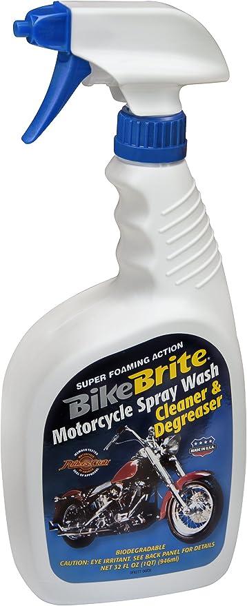 Bicicleta Brite MC44 en Azul Motocicleta Spray Wash Limpiador Y ...