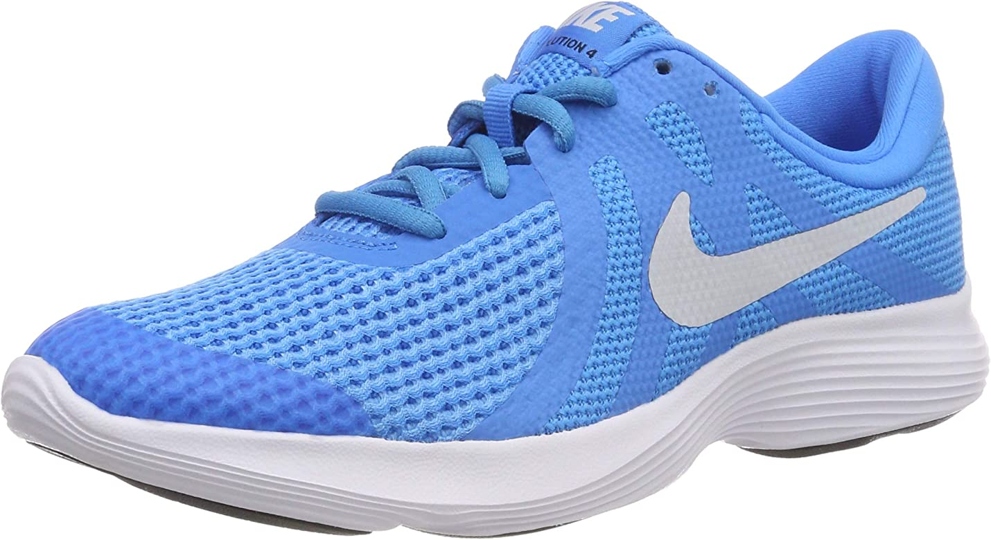 Zapatillas/NIKE:NIKE Revolution 4 (GS) 36.5 Azul: Amazon.es: Zapatos y complementos