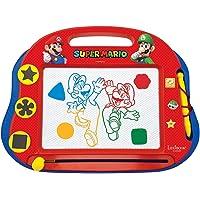 Lexibook Veelkleurige magnetische magisch Nintendo Super Mario tekentafel, artistiek creatief speelgoed voor meisjes en…