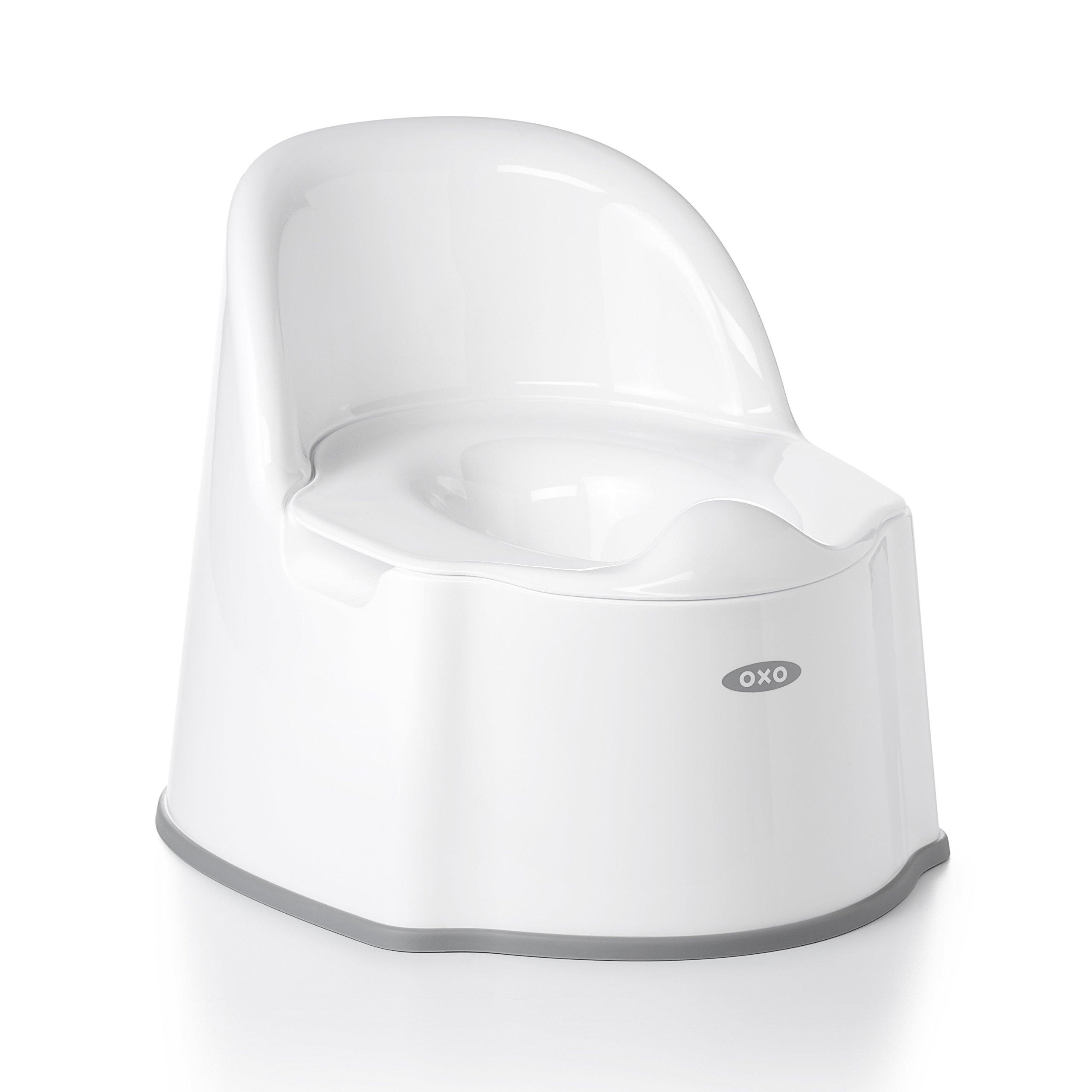 OXO Tot Potty Chair - White