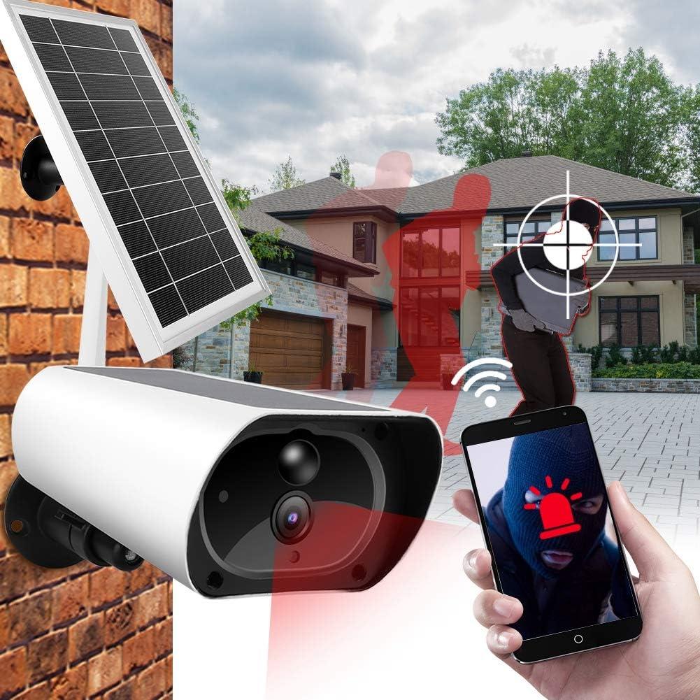 cam/éra IP sans Fil /à /énergie Solaire 4G Cam/éra Solaire 1080P HD syst/ème de cam/éra de s/écurit/é WiFi syst/ème de Surveillance de la s/écurit/é sa cam/éra IP ext/érieure