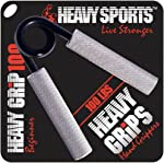 Heavy Grips - Hand Grippers for Beginners to Professionals - 100-350