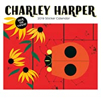 Charley Harper 2019 Sticker Calendar