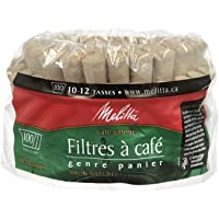 Melitta 62945 Small Basket-1's PAB-1's Poly Bagm Filter Paper