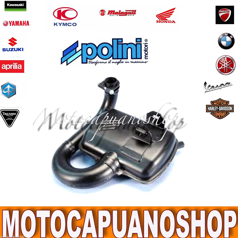 /150 200.2018/Expansion Auspuff Auspuff POLINI Original Vespa PX 125/