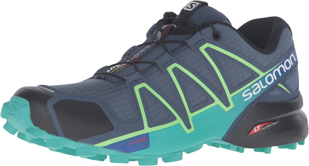 best salomon trail running shoes womens women's