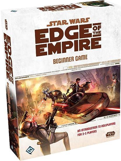 Amazoncom Star Wars Edge Of The Empire Beginner Game Fantasy
