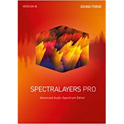 SpectraLayers Pro – Version 5: The professional tool for sound designers. [Download]
