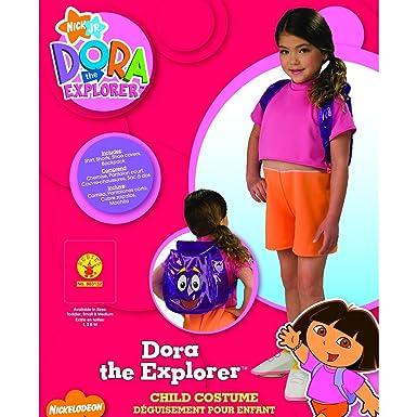 Amazon.com  Dora The Explorer Costume - Medium  Clothing 7de796afe5