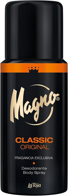 Magno - Desodorante Spray Classic - Único por su Fragancia - 150ml