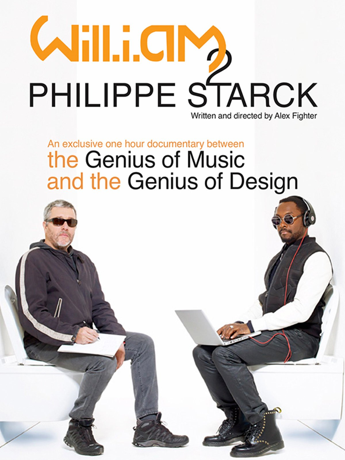 Will.I.Am 2 Philippe Starck on Amazon Prime Video UK
