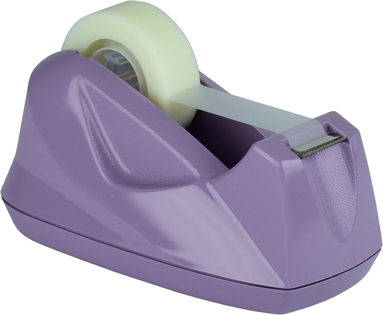 Acrimet Premium Tape Dispenser (Purple Color)