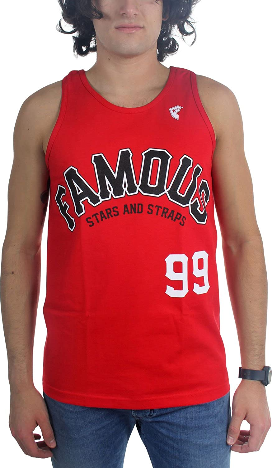 Famous Stars and Straps - Mens Gameday Tank Top
