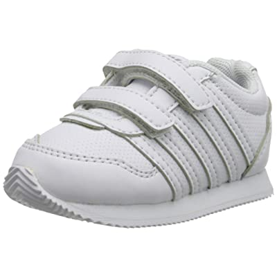 K-Swiss New Haven S Strap Sneaker (Infant/Toddler)