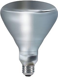 Philips 202051 250 Watt BR40 TuffGuard Coated Heat Lamp Light Bulb