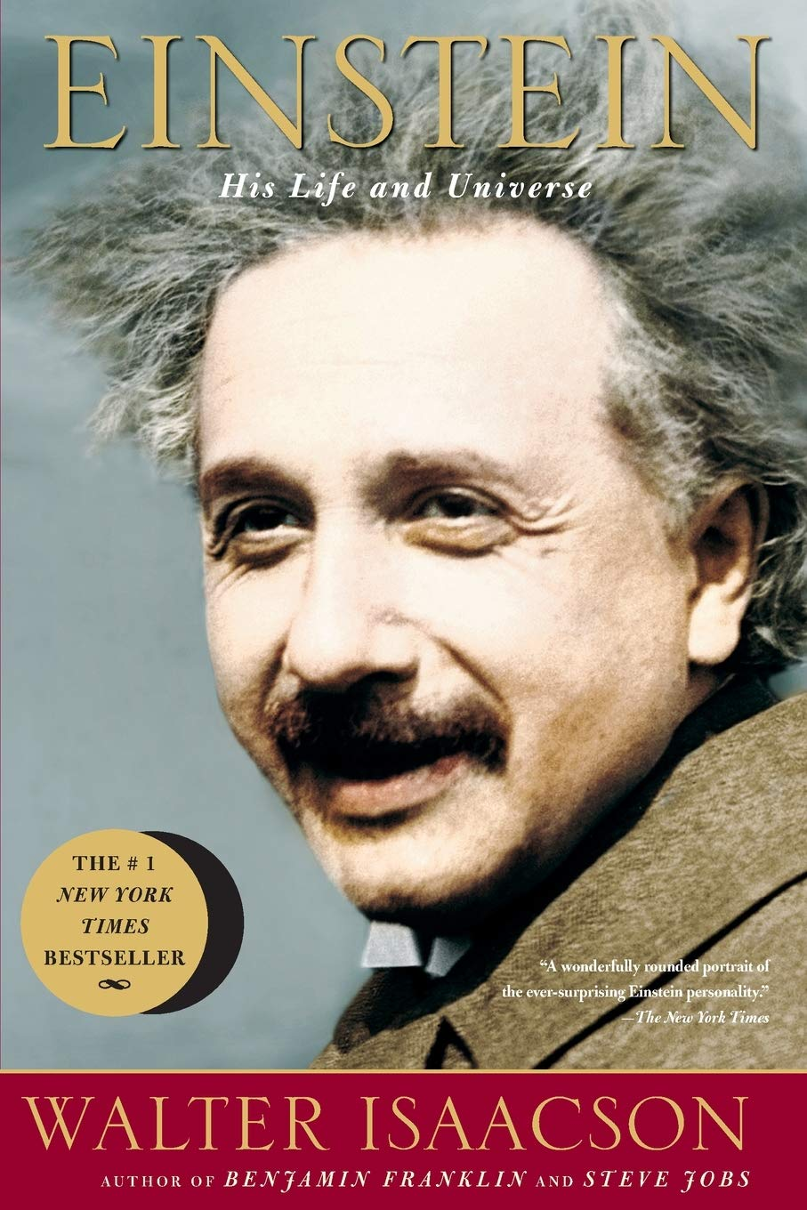 Einstein: His Life and Universe: Isaacson, Walter: 9780743264747:  Amazon.com: Books