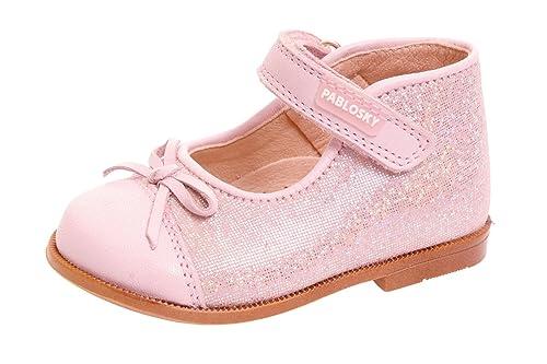 Pablosky Niñas 003500 Merceditas Rosa Size  22  MainApps  Amazon.es  Zapatos  y complementos 737a45f13b5a1