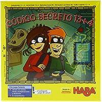 HABA- Código Secreto 13 + 4 Juego