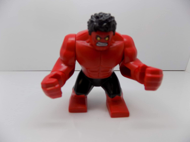 LEGO Marvel Super Heroes - Red Hulk Figure 2017