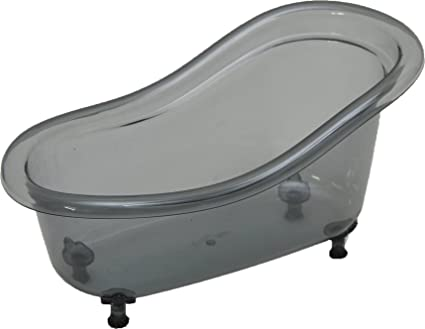 Amazon.com: EVIDECO Claw-foot Bathtub Basket Counter Top Organizer ...