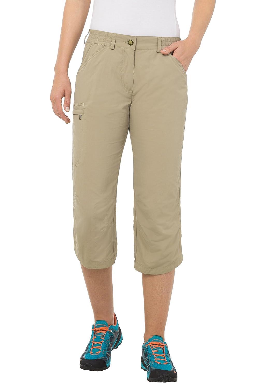 Vaude Farley IV Ladies muddy beige (Size: 42) 3/4 pants
