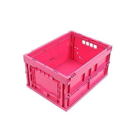 CAJA PLEGABLE 20 LITROS, caja plegable pequeña y estable Made in Germany, caja de