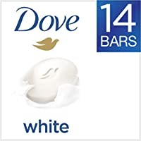 Dove Beauty Bar, White 4 oz, 14 Bar