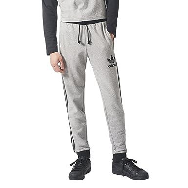 e2e6c6dd0 adidas Originals Men's 3 Striped Pant at Amazon Men's Clothing store: