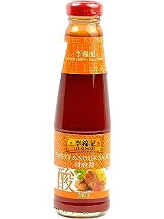 Lee Kum Kee Salsa Agridulce de toda la vida, para tus arroces rollitos y todo