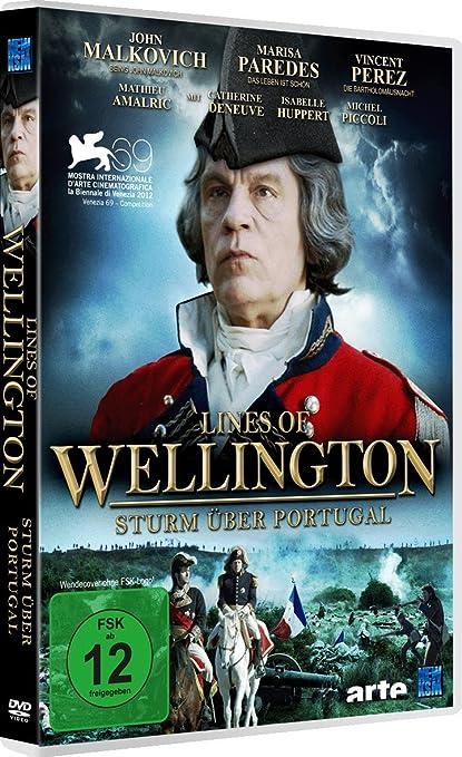 lines of wellington 2012