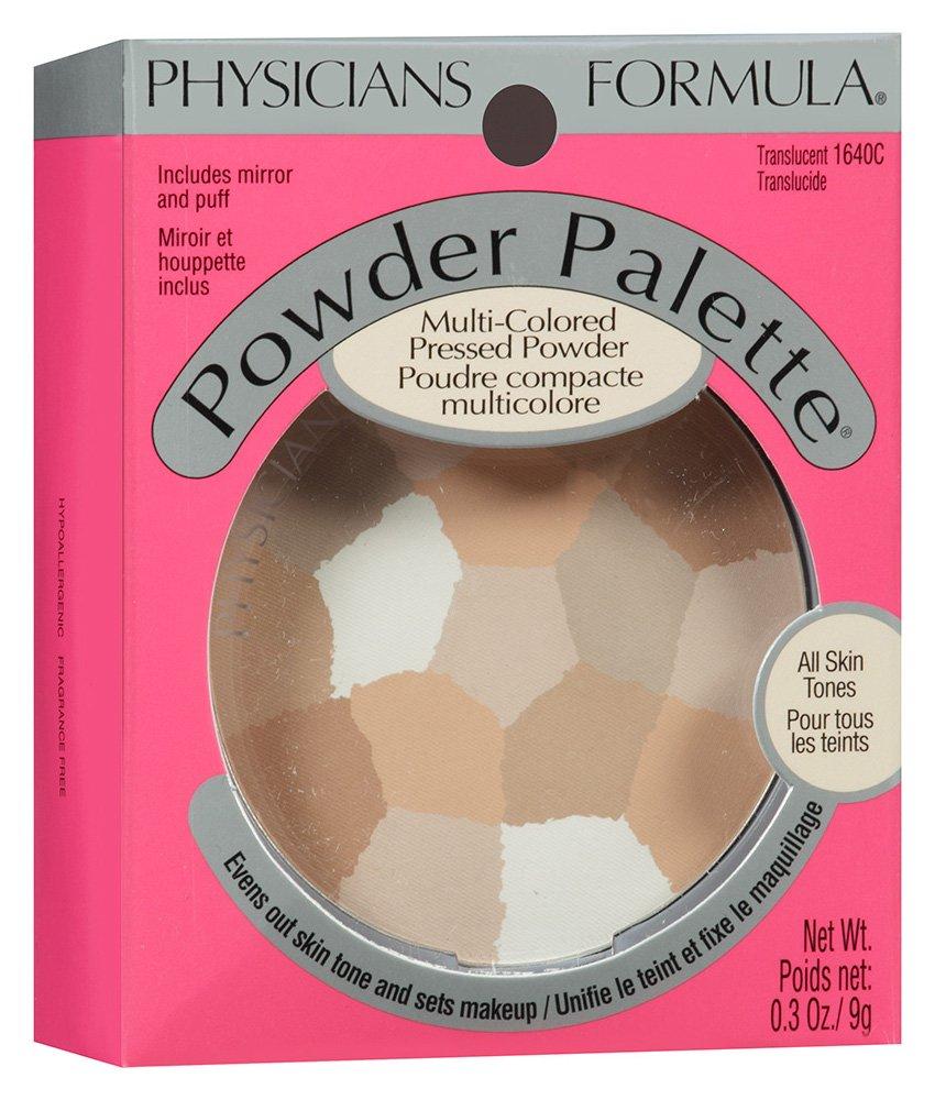 Physicians Formula Powder Palette Color Corrective Powders, Multi-colored Pressed Powder, Translucent, 0.3-Ounces by Physicians Formula (Image #7)