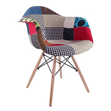 Chaise DAW Style Patchwork Classic