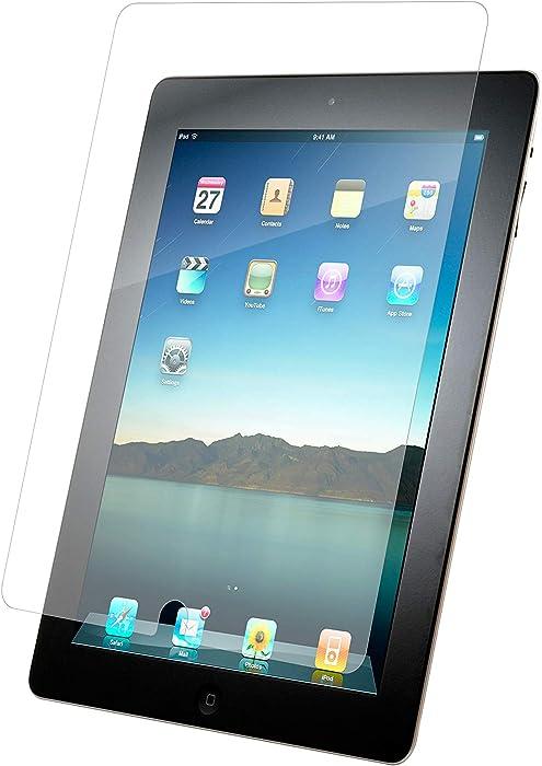ZAGG InvisibleShield Glass Screen Protector for Apple iPad Pro 9.7 / iPad Air 2/ iPad Air