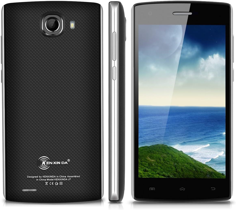 Ken XIN DA J7 - Smartphone Libre Android 5.1 (Pantalla 5.0 ...