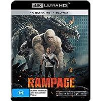 Rampage    (4K Ultra HD)