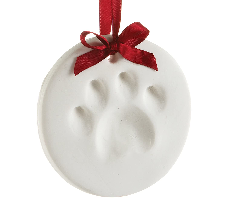 Amazon.com : Pearhead Pet Paw Prints Dog or Cat Paw Print Hanging ...