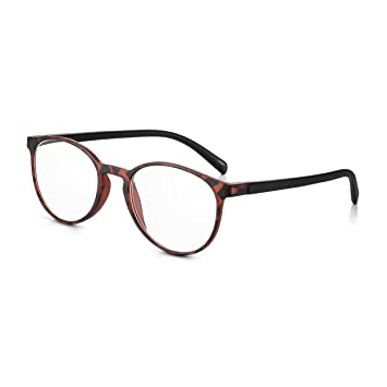 bb76eca72c Read Optics Mens Womens Non-Prescription Round Spectacles  Full Frame  Reading Glasses in